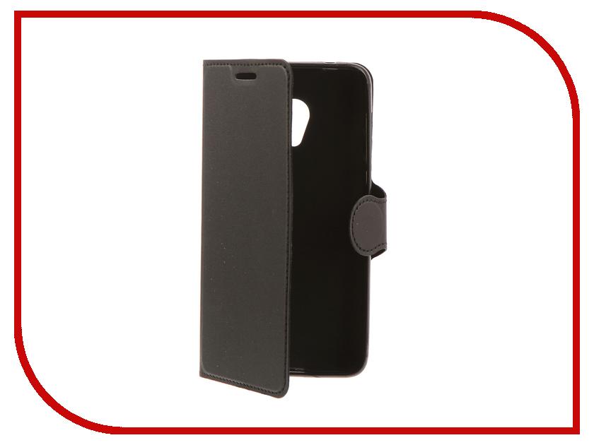 Аксессуар Чехол-книжка Alcatel 1X 5059D Red Line Book Type Black