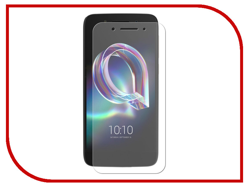 Аксессуар Защитная пленка Red Line Alcatel Idol 6058D 6058D сотовый телефон alcatel 6058d idol 5 metal silver