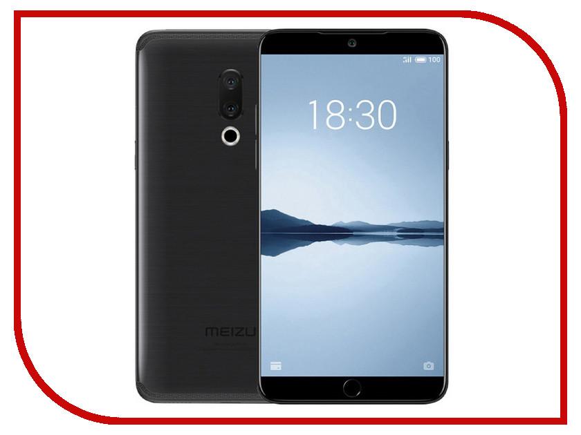 Сотовый телефон Meizu 15 Plus 64Gb Black сотовый телефон htc u11 plus 64gb ceramic black