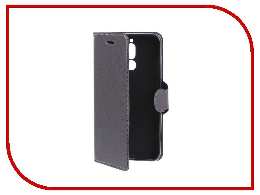Аксессуар Чехол для Huawei Nova 2i / Honor 9i / Mate 10 Lite Red Line Book Type Blue УТ000014548 смартфон huawei nova 2i blue