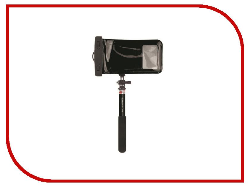 Штатив Ashutb Kit-S6WP Водонепроницаемый набор Selfie Stick + чехол Xplay Black