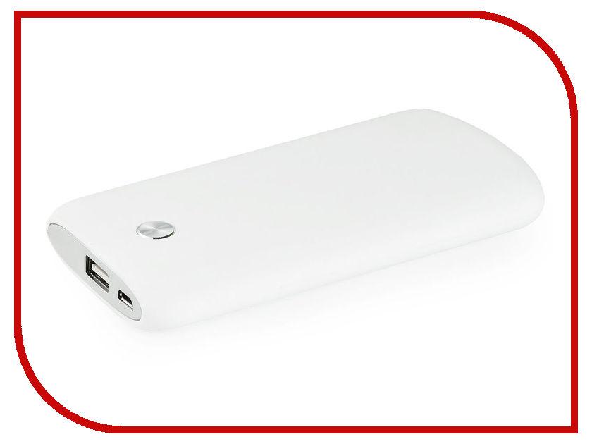 Аккумулятор Vorson Massive Soft Touch 10000mAh White vorson ve 204 silver