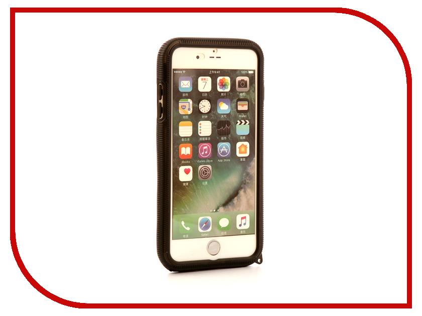 Аксессуар Чехол-накладка Gurdini Waterproof Case для APPLE iPhone 7 Plus White аксессуар чехол mamba case white blue для apple iphone 6 plus