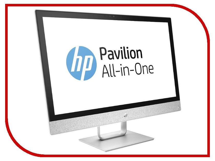 Фото Моноблок HP Pavilion 24 24-r024ur 2MJ49EA (Intel Core i7-7700T 2.9 GHz/8192Mb/1000Gb + 16Gb/DVD-RW/AMD Radeon 530 2048Mb/Wi-Fi/Cam/24/1920x1080/Windows 10 64-bit) моноблок lenovo ideacentre aio 520 24iku ms silver f0d2003urk intel core i5 7200u 2 5 ghz 8192mb 1000gb dvd rw intel hd graphics wi fi bluetooth cam 23 8 1920x1080 dos