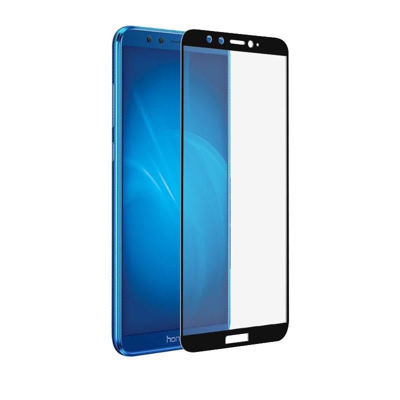 Аксессуар Защитный экран Red Line для Honor 9 Lite Full Screen 3D Tempered Glass Black УТ000015076