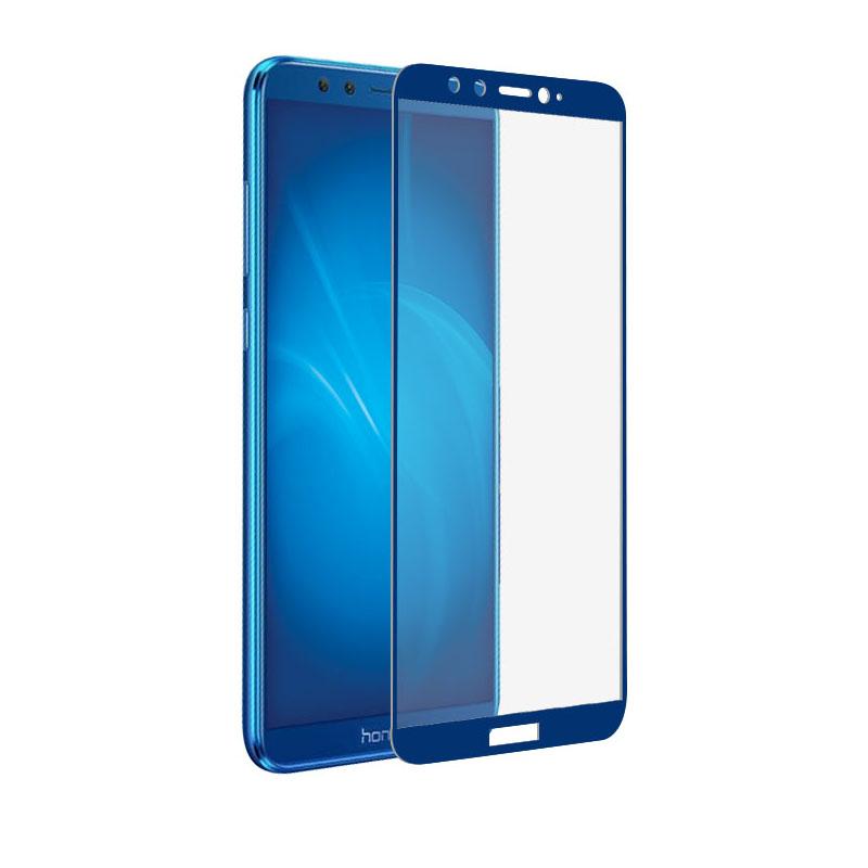 Аксессуар Защитный экран Red Line для Honor 9 Lite Full Screen 3D Tempered Glass Blue УТ000015075
