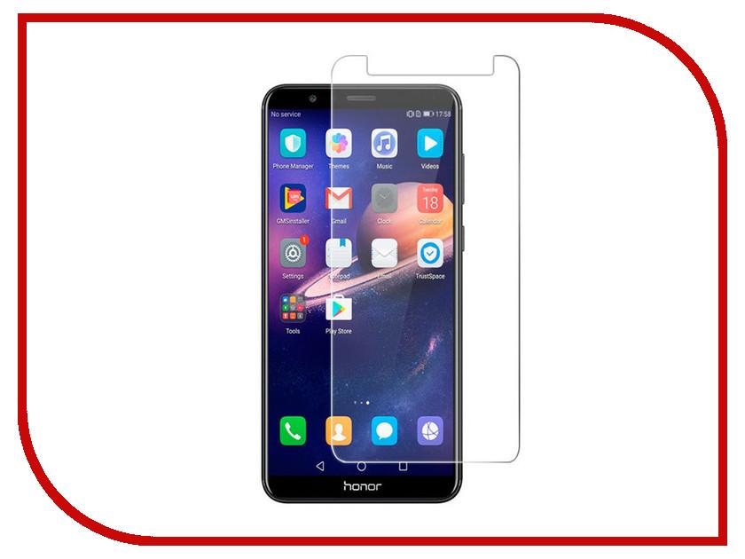 Аксессуар Защитное стекло Huawei Honor 7C Red Line Tempered Glass 0.2mm аксессуар защитное стекло htc desire 830 red line tempered glass
