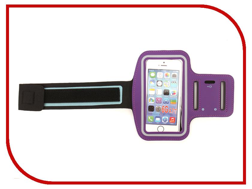 Чехол Gurdini Универсальный 4.7-inch Спортивный Violet 580949