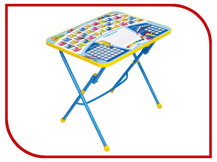 Игра Nika СУ1 Первоклашка на синем детский столик nika ку2п 11 первоклашка осень