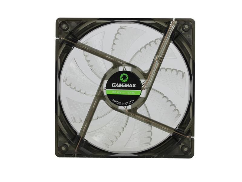 Вентилятор GameMax 120mm GMX-WF12W crystocraft змейка u0400 054 gmx