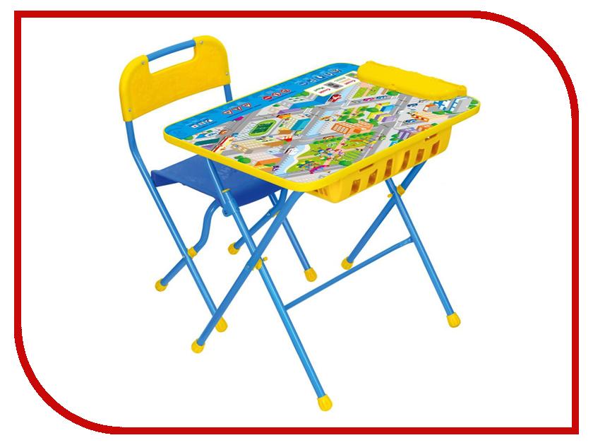 Игра Nika ПДД КПУ2П/14 детский столик nika кпу2п 9 азбука