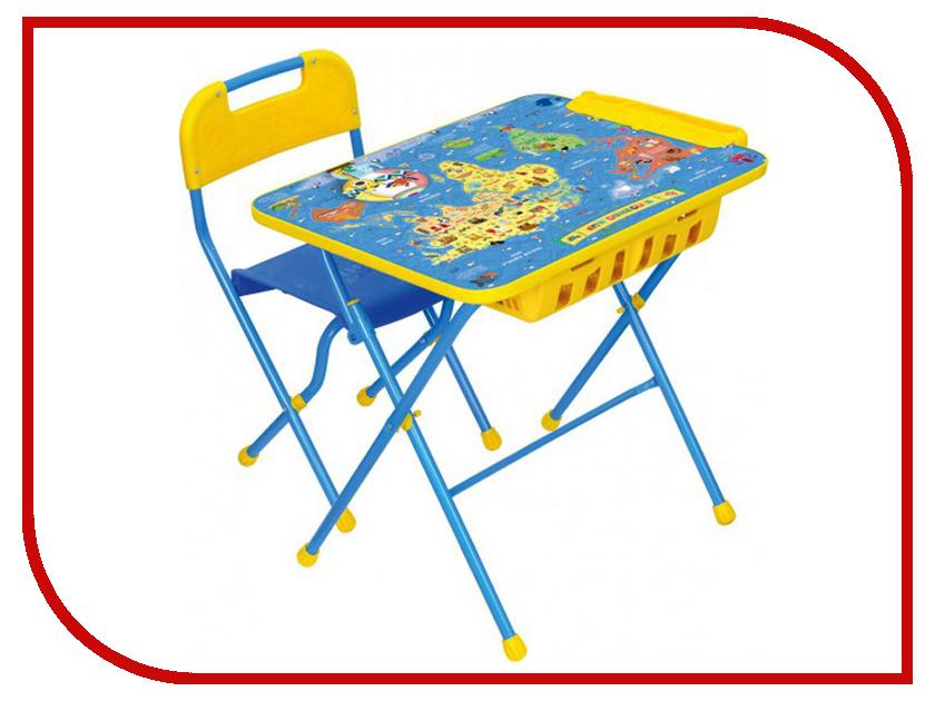Игра Nika Познаю мир КПУ2П/10 детский столик nika кпу2п 9 азбука