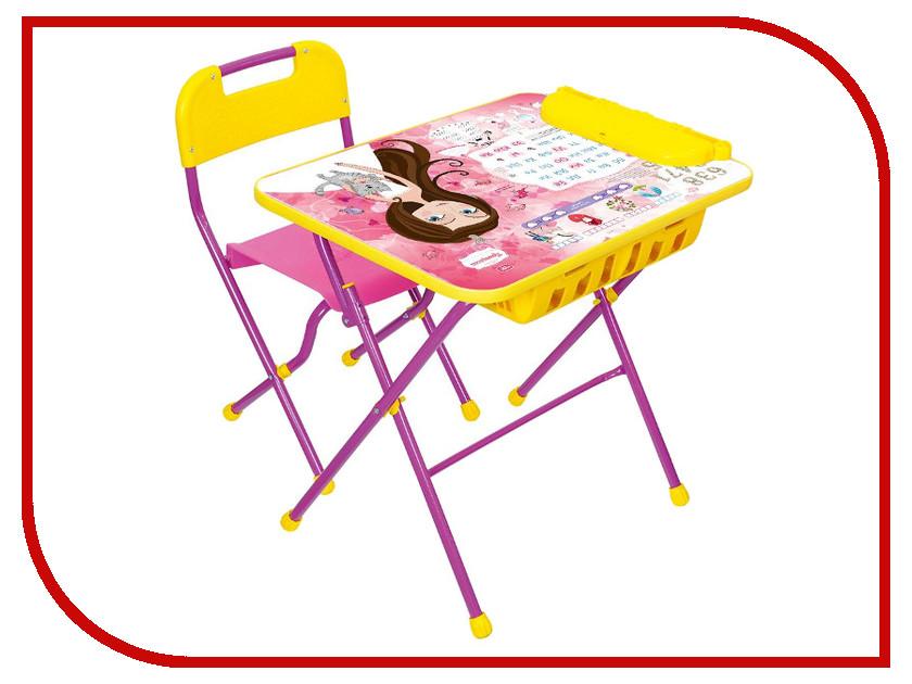 Игра Nika Принцесса КПУ2П/17 детский столик nika кпу2п 9 азбука