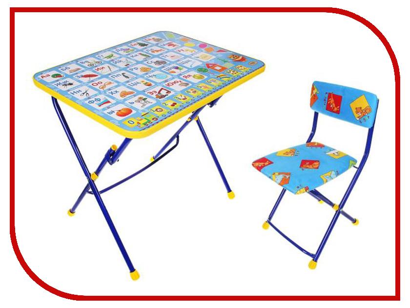 Игра Nika Азбука КУ1/9 детский столик nika кпу2п 9 азбука
