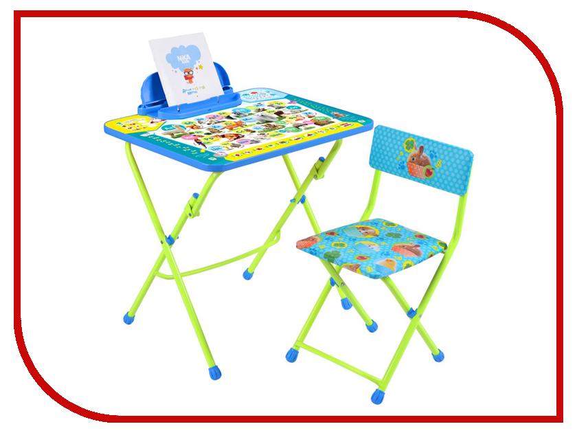 Набор детской мебели Nika КУ2/ПА Пушистая азбука
