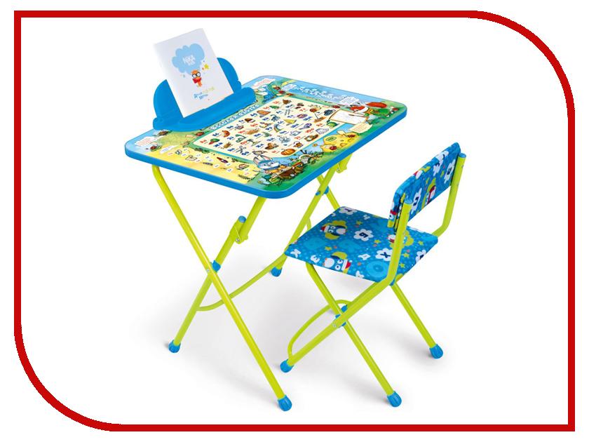 Набор детской мебели Nika Веселая азбука КУ2/ВА