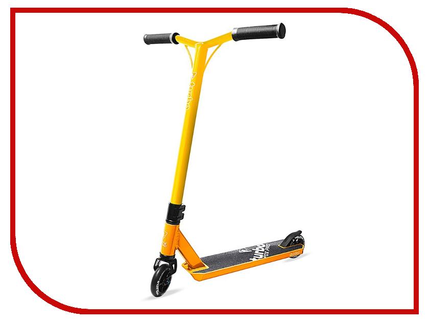 Самокат Fox Pro Turbo 2 Orange самокат onlitop fox от 3636 blue 1693798