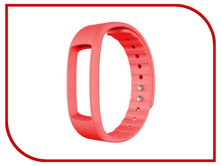Aксессуар Ремешок iWOWN i6HR Red iwownfit i6hr smart wrist band black