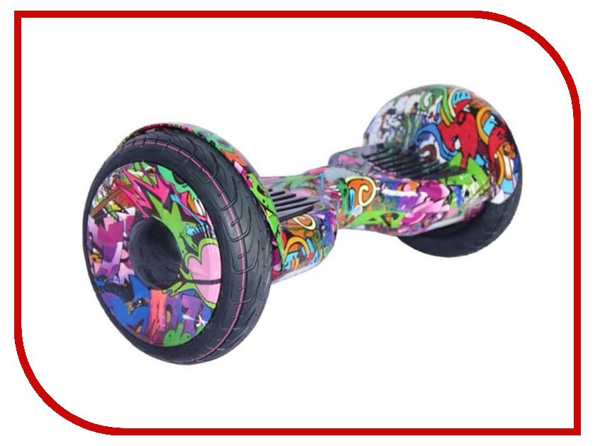 Гироскутер CarCam Smart Balance 10.5 Graffity Purple цена