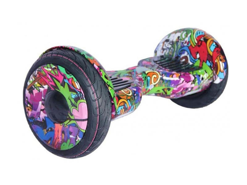 Гироскутер CarCam Smart Balance 10.5 Graffity Purple smart balance гироскутер