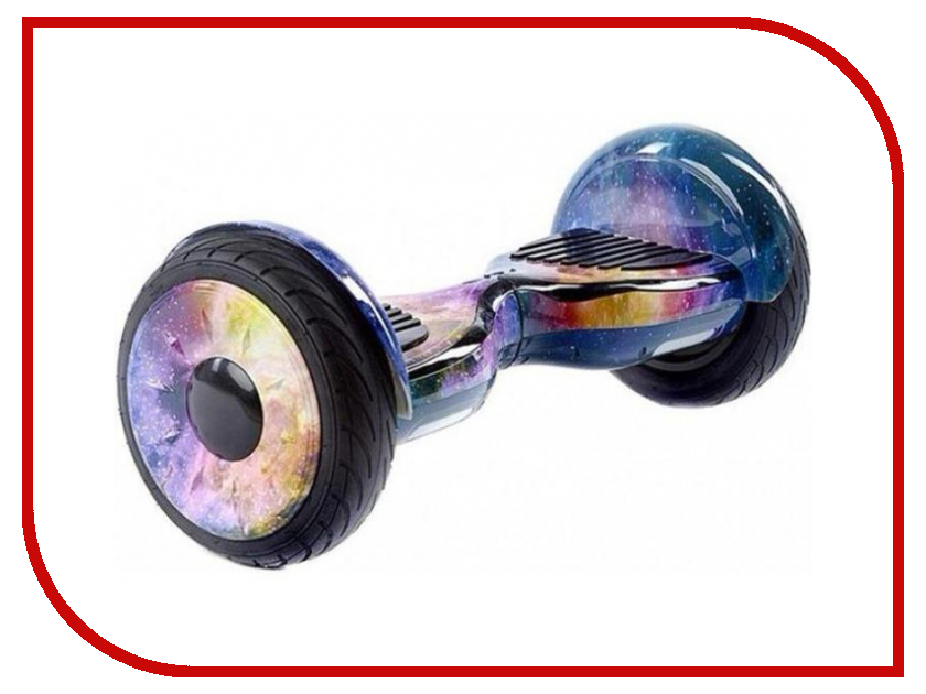 Гироскутер CarCam Smart Balance 10.5 Old Space 6 5 adult electric scooter hoverboard skateboard overboard smart balance skateboard balance board giroskuter or oxboard