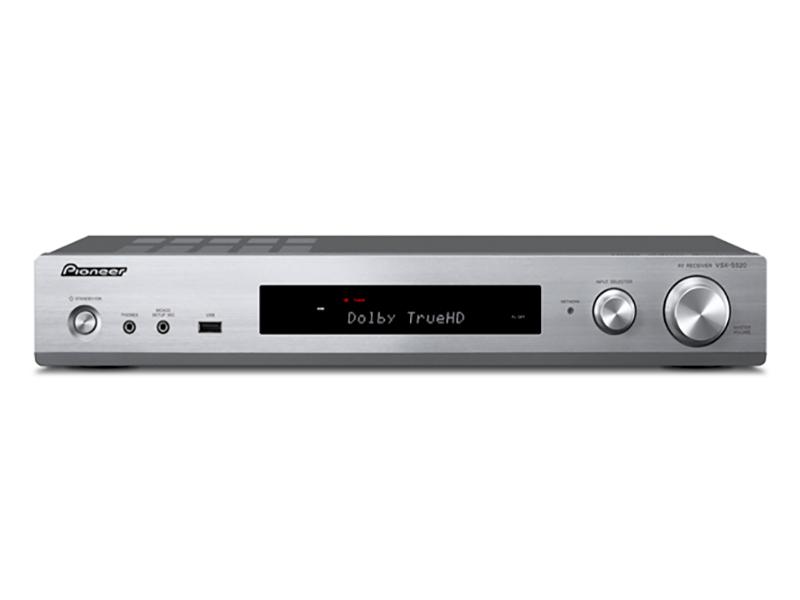 Ресивер Pioneer VSX-S520 Silver