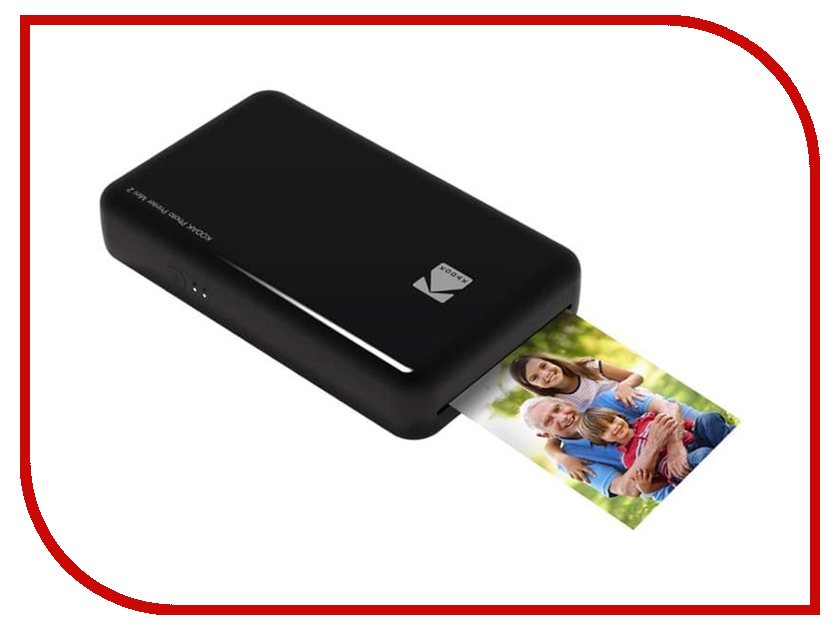 Принтер Kodak Mini 2 Black kodak i2820