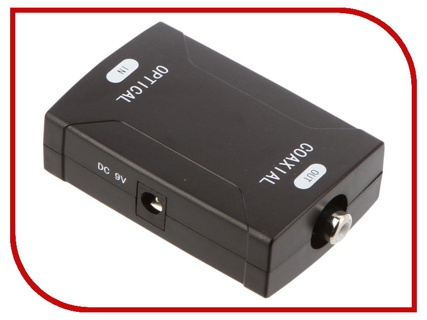 Цифровой конвертер Palmexx Optical-Coaxial Converter PX/AYA-OTOC dp tca01 optical fiber to coaxial audio converter dac decoder hifi5 1 digital audio converter