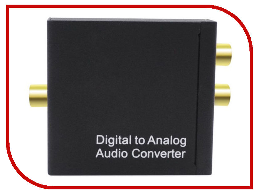 Цифровой конвертер Palmexx Digital-Analog Audio Converter PX/AY57A