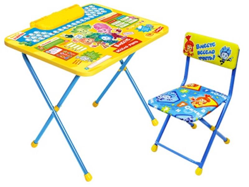 Набор детской мебели Nika Фикси Азбука Ф1А