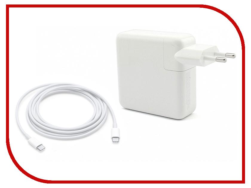 Аксессуар Адаптер питания Palmexx 87W для ноутбука MacBook Pro 15 2017 PA-153 аксессуар dbx gorack 2x2 pa спикер процессор