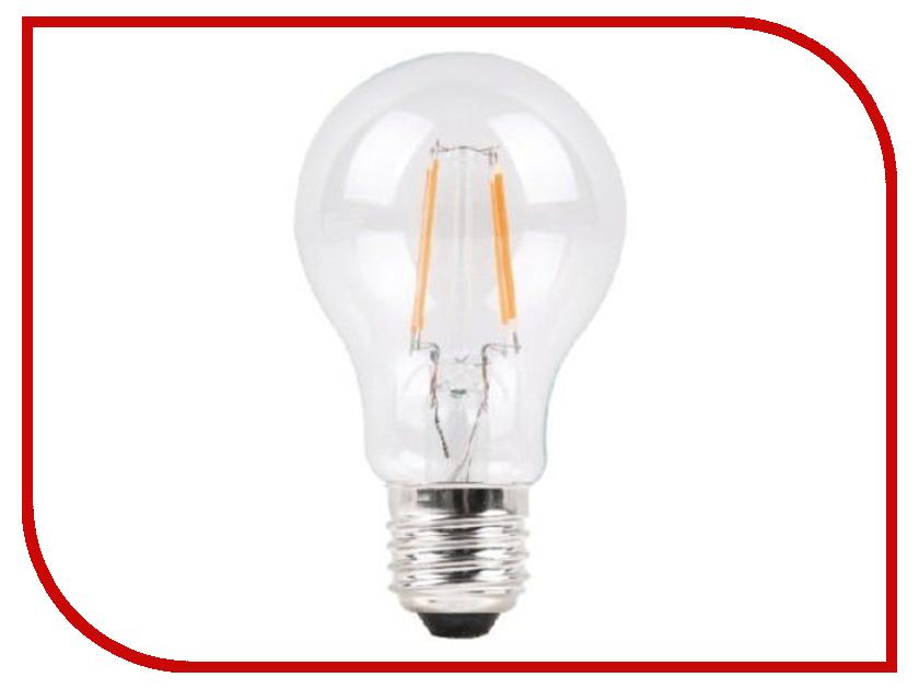 Лампочка Sparkled Filament E27 A60 6W 200-240V PF0.8 6500K LLF60-6E-65