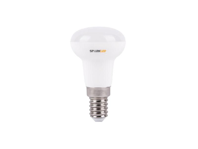 купить Лампочка Sparkled Reflector E14 R39 4W 230V 3000K LLR39-4E-30 по цене 60 рублей