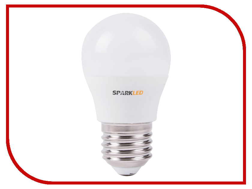 Лампочка Sparkled Mini Classic E27 G45 5W 185-265V 3000K LLS45-5E-30-27