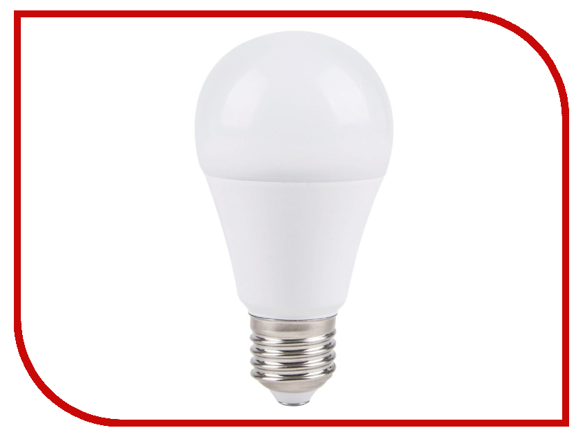 Лампочка Sparkled Classic A60 E27 9W 230V 3000K LLS60-9E-30 лампочка luazon e27 9w 4200к al 1489121