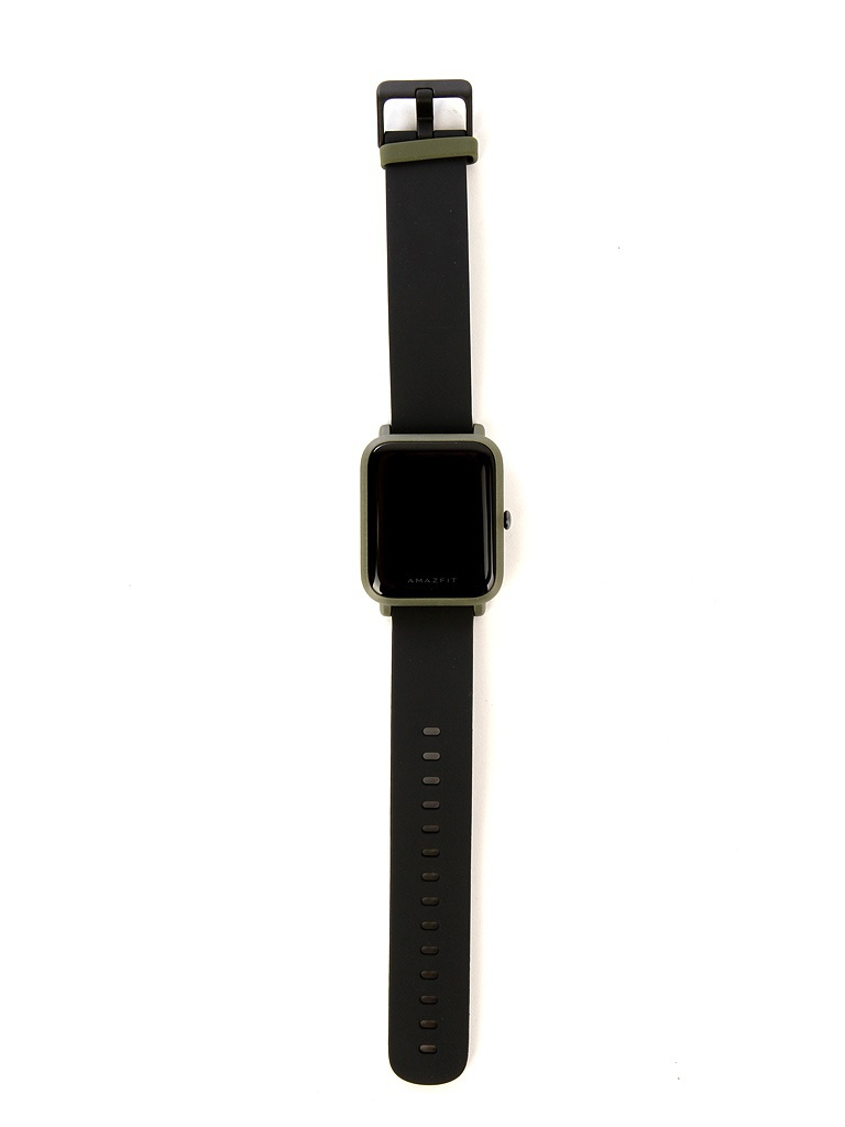 Умные часы Xiaomi Huami Amazfit Bip Green / Kokoda Выгодный набор + серт. 200Р!!!