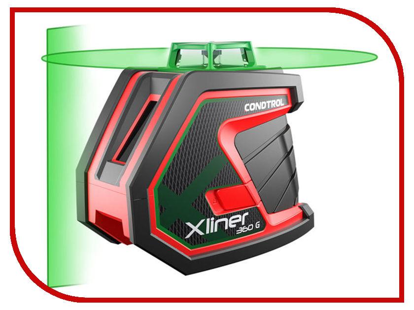 Нивелир Condtrol XLiner 360 G 1-2-134 лазерный нивелир condtrol infiniter cl5