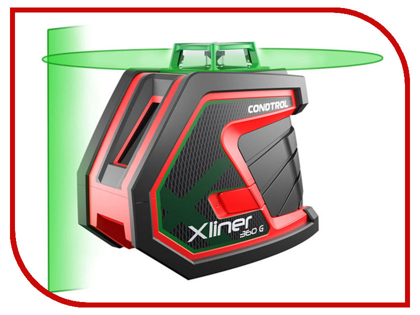 Нивелир Condtrol XLiner 360 G 1-2-134