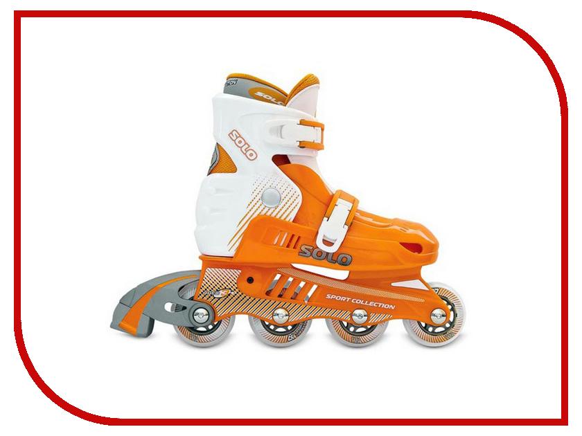 Коньки Спортивная Коллекция Solo Combo р.27-30 Orange