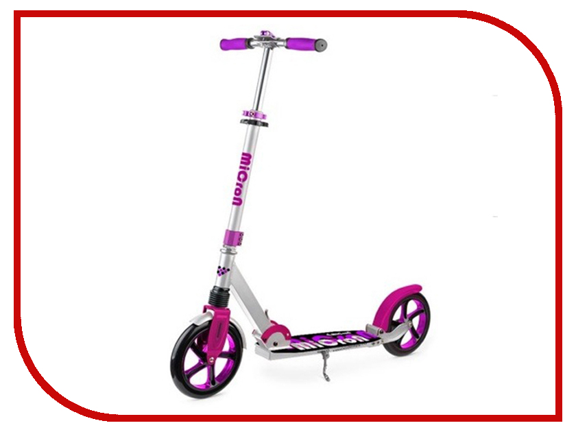 Самокат HELLO WOOD HW Micron XL-3 Purple скейт hello wood hw b 503 blue