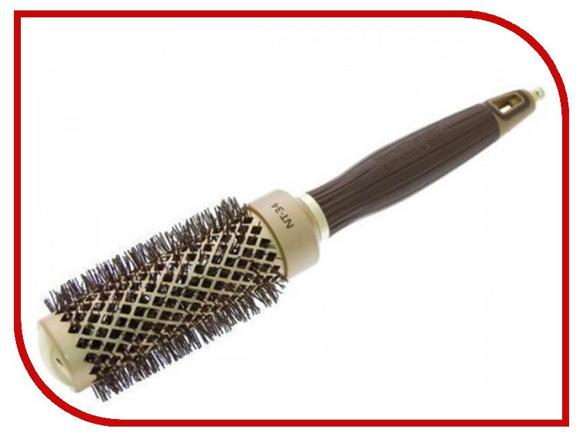 Брашинг для волос Olivia Garden Nano Thermic 34mm 07494 / 10759 olivia garden термобрашинг nano thermic 34мм olivia garden