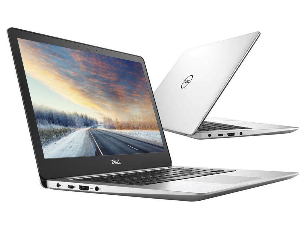 Ноутбук Dell Inspiron 5370 5370-7291 (Intel Core i5-8250U 1.6 GHz/4096Mb/256Gb SSD/No ODD/AMD Radeon 530 2048Mb/Wi-Fi/Cam/13.3/1920x1080/Linux)