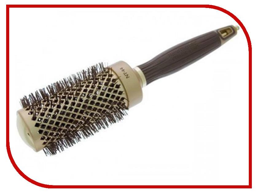 Брашинг для волос Olivia Garden Nano Thermic 44mm 07495 / 10766 olivia garden термобрашинг nano thermic 34мм olivia garden