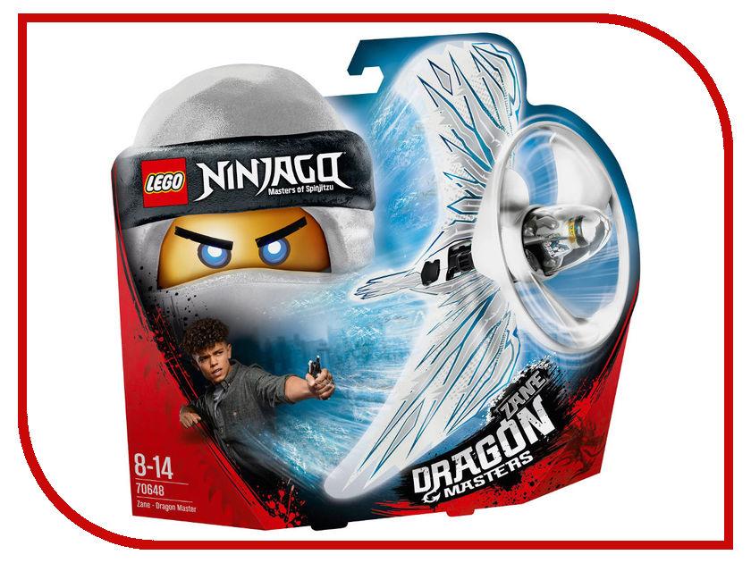 Конструктор Lego Ninjago Зейн-Мастер дракона 70648 lego ninjago кай мастер дракона 70647