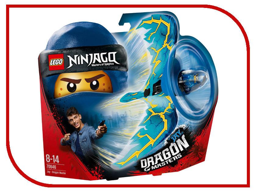 Конструктор Lego Ninjago Джей-Мастер дракона 70646 lego ninjago кай мастер дракона 70647