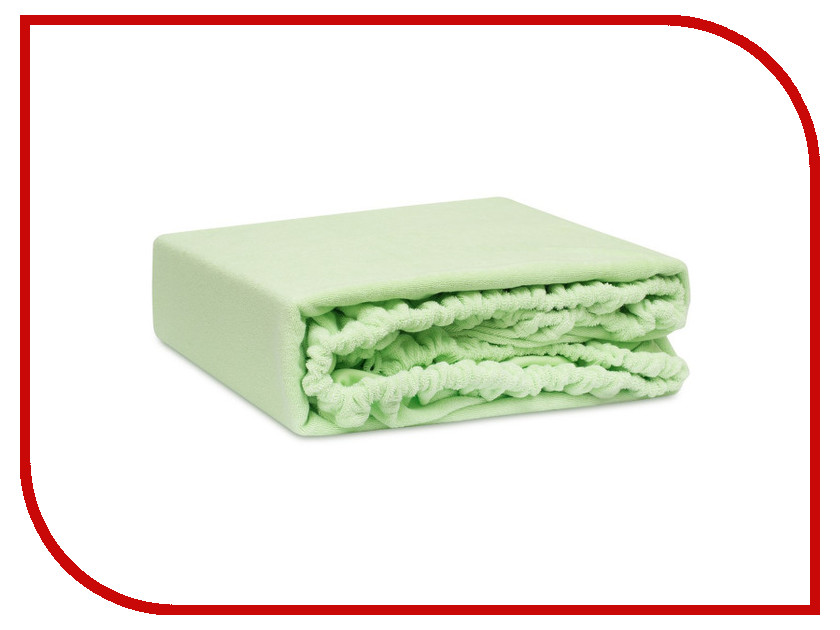 Простыня Bolero М73-180 180x200 Махровая на резинке пмр с 090 салатовая простыня махровая на резинке 090х200 30