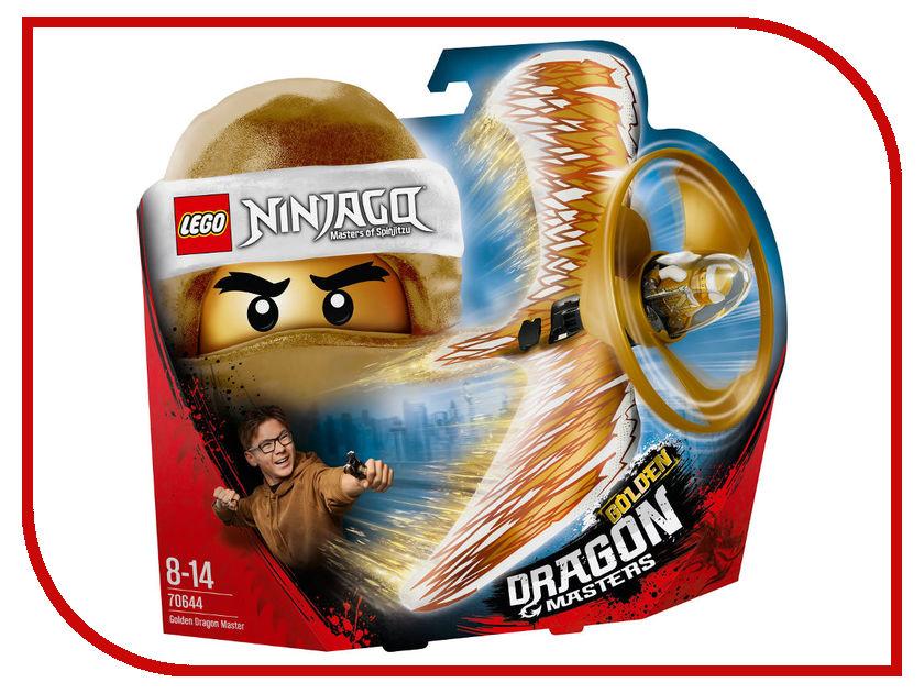 Конструктор Lego Ninjago Мастер Золотого дракона 70644 lego ninjago кай мастер дракона 70647