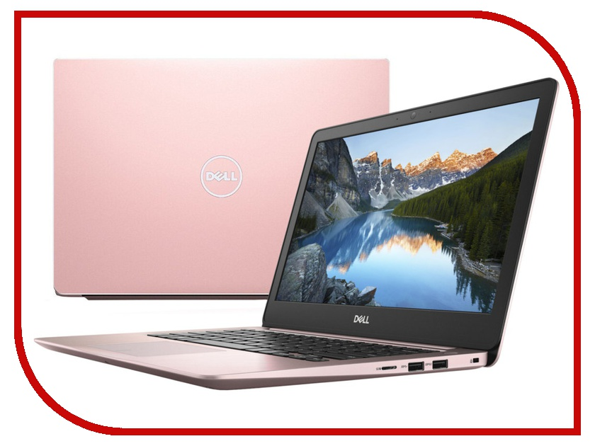 Ноутбук Dell Inspiron 5370 5370-7314 (Intel Core i5-8250U 1.6 GHz/4096Mb/256Gb SSD/No ODD/AMD Radeon 530 2048Mb/Wi-Fi/Cam/13.3/1920x1080/Windows 10 64-bit) dell inspiron 3558
