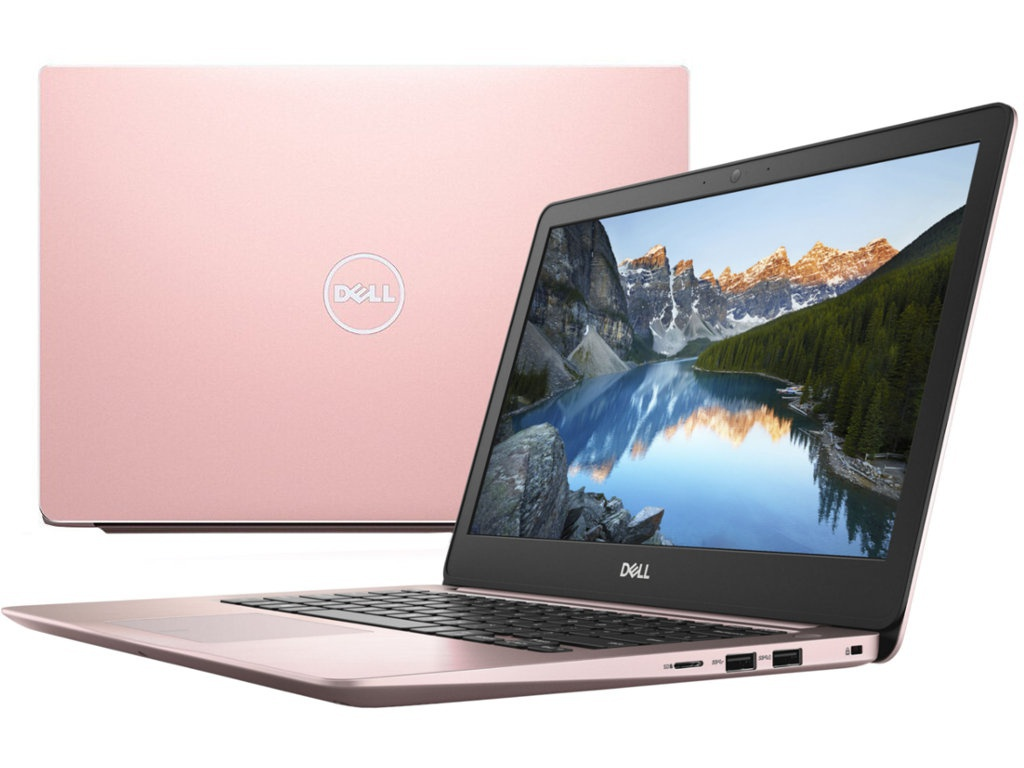 Ноутбук Dell Inspiron 5370 5370-7314 (Intel Core i5-8250U 1.6 GHz/4096Mb/256Gb SSD/No ODD/AMD Radeon 530 2048Mb/Wi-Fi/Cam/13.3/1920x1080/Windows 10 64-bit)