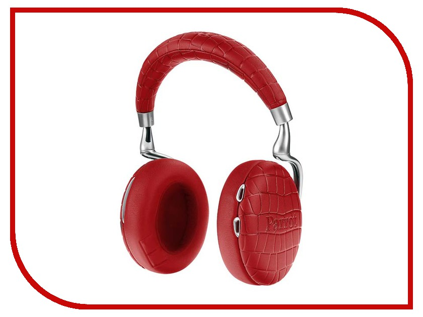 Parrot Zik 3 Red comings and goings at parrot park